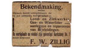 advertentie-zillig-oprichting-1934